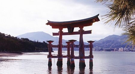 Japan water