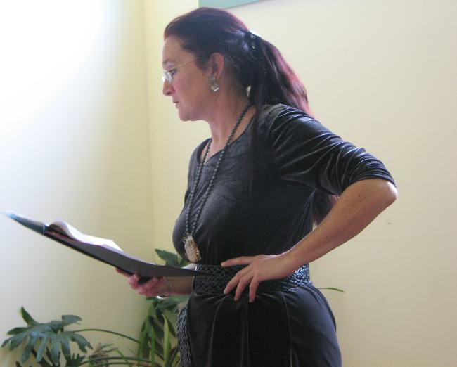 Marnie Teaching Advanced List Class