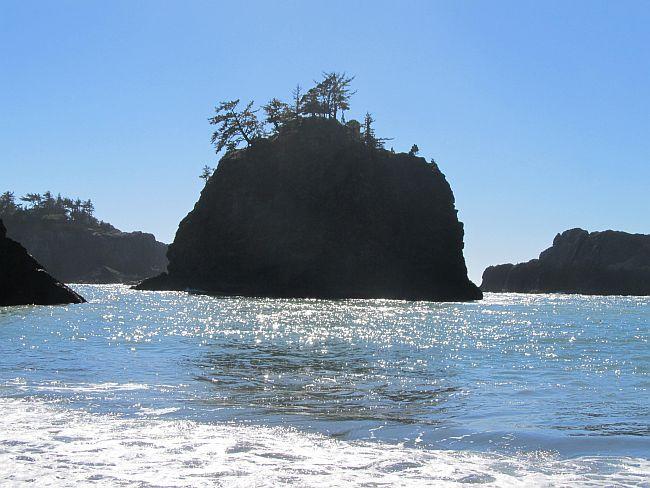 Secret, Paradise Cove The Oregon Coast 2014