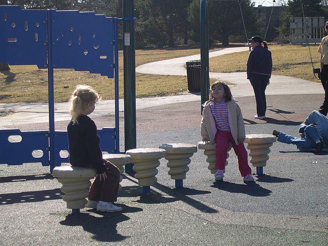 Resized Playground Scene