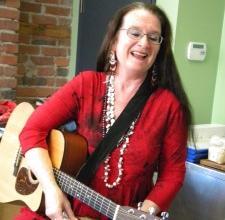 Marnie Singing