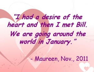 Maureen's List Love Testimonial
