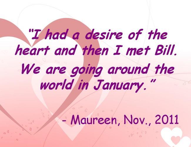 Maureen's List Love Testimonial